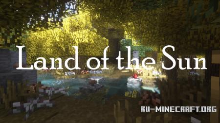 Скачать Land of the Sun [16x] для Minecraft 1.12