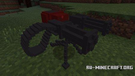 Скачать TF2 Engineer для Minecraft PE 1.4