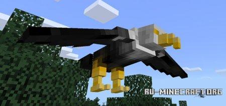 Скачать Garuda Boss для Minecraft PE 1.4