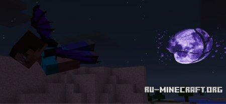 Скачать Ender Sickness для Minecraft PE 1.4