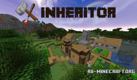Скачать Inheritor [32x] для Minecraft 1.12