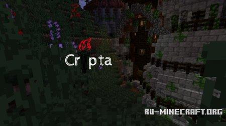Скачать Cripta [16x] для Minecraft 1.12