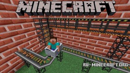Скачать Catwalks 3 для Minecraft 1.12
