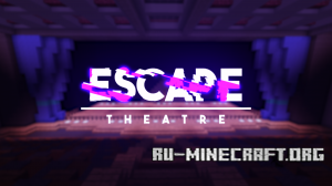 Скачать Crainer's Escape: Theatre для Minecraft