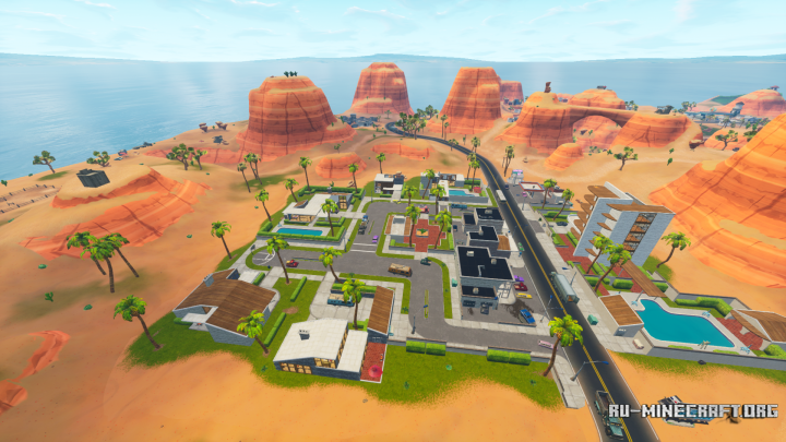 - fortnite paradise palms png
