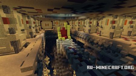 Скачать Nyarlathotep Pyramid для Minecraft