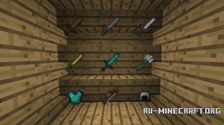 Скачать Invisible Item Frames для Minecraft PE 1.4