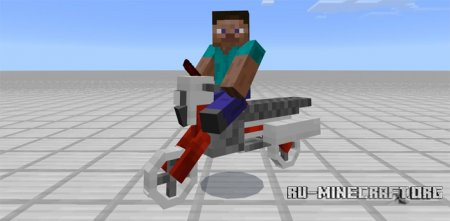 Скачать Redstone Mechanic для Minecraft PE 1.4
