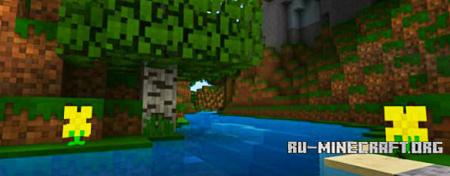 Скачать Default HD [128x128] для Minecraft PE 1.4