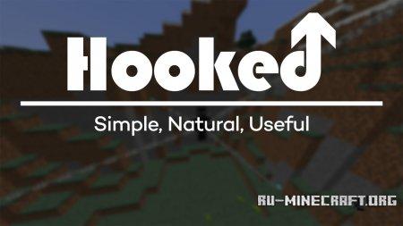 Скачать Hooked для Minecraft 1.12.2