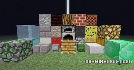 Скачать ShineCraft [16x] для Minecraft 1.12