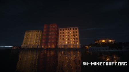 Скачать Millenial Hills - Small Beach Town для Minecraft