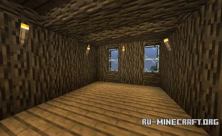 Скачать Wonky House для Minecraft