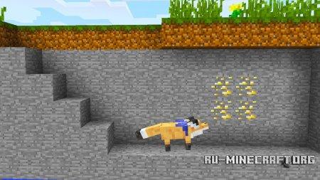 Скачать Outfox для Minecraft 1.12.2