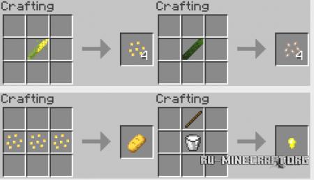 Скачать Complex Crops для Minecraft 1.12.2