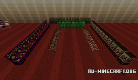 Скачать Casino Battle Royale 2 для Minecraft