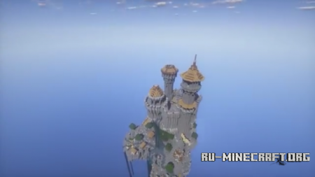 Скачать SkyBlock - The Kingdom для Minecraft
