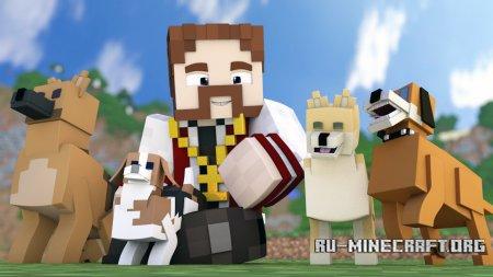 Скачать DoggyStyle для Minecraft 1.8.9