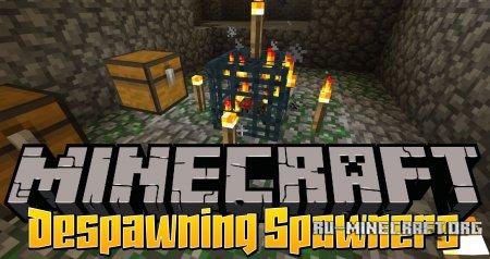 Скачать Despawning Spawners для Minecraft 1.10.2