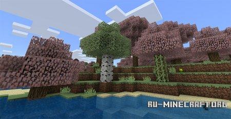 Скачать Spring Season для Minecraft PE 1.5