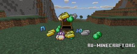 Скачать Super Loot для Minecraft PE 1.5