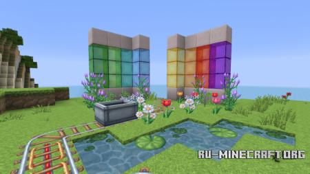 Скачать Grace & Fortune [64x] для Minecraft 1.12