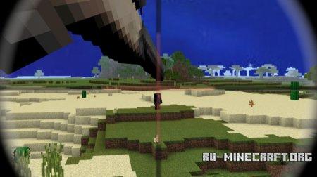 Скачать Fortnite для Minecraft PE 1.4