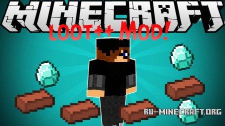 Скачать Loot Plus для Minecraft 1.8.9