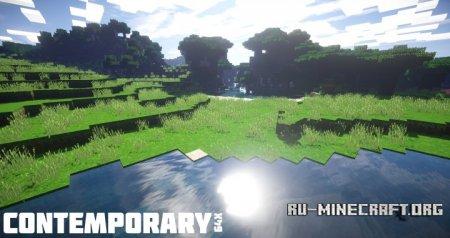 Скачать Contemporary [64x] для Minecraft 1.12