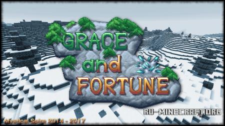 Скачать Grace & Fortune [64x] для Minecraft 1.13