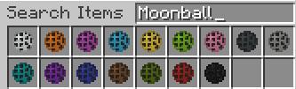 Скачать Moonball для Minecraft 1.12.2