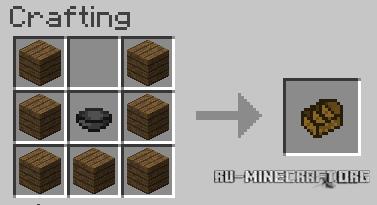 Скачать Gold In Them Thar Hills для Minecraft 1.10.2