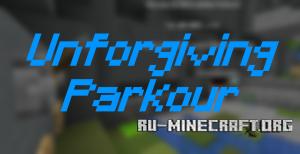 Скачать Unforgiving Parkour для Minecraft