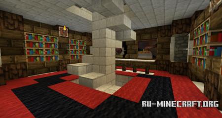 Скачать Tower Castle - Tiny Castle для Minecraft