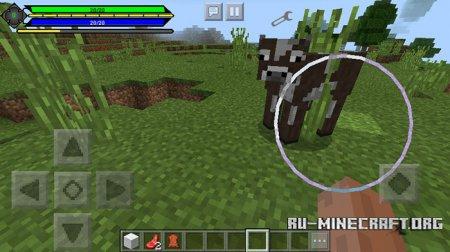 Скачать Pocket RPG для Minecraft PE 1.5