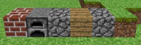 Скачать Nostalgia-Craft [16x16] для Minecraft PE 1.5
