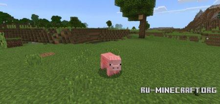 Скачать Mob Morphing для Minecraft PE 1.5