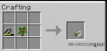 Скачать Bonsai Tree Crops для Minecraft 1.12.2