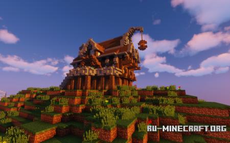Скачать Cool Medieval House для Minecraft