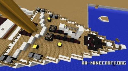 Скачать RMS Carpathia 3 для Minecraft