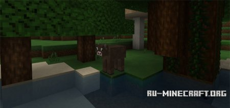 Скачать Pamplemousse [32x32] для Minecraft PE 1.5