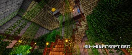 Скачать John Smith Legacy [32x] для Minecraft 1.13