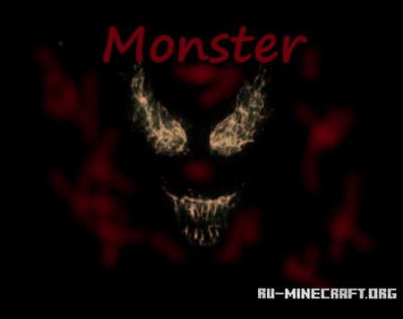 Скачать Monster Horror для Minecraft