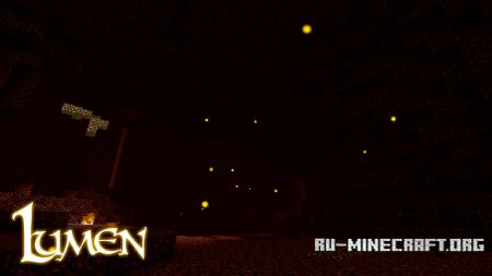 Скачать Lumen для Minecraft 1.12.2