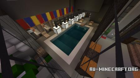 Скачать Compo's Hunting Lodge Resort для Minecraft