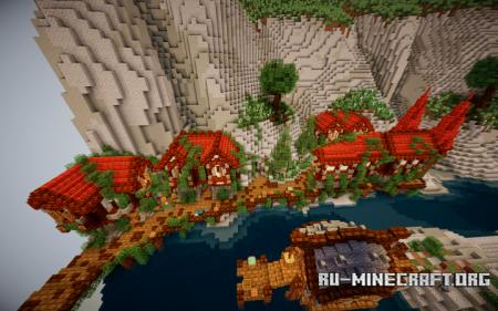Скачать The Valley of Stone для Minecraft
