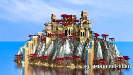 Скачать Valboia Isle для Minecraft