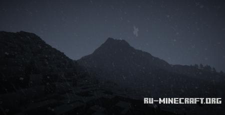 Скачать Snowy Peaks для Minecraft