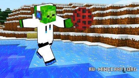 Скачать Moonball для Minecraft 1.10.2