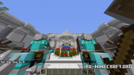 Скачать Monsters Industries для Minecraft